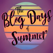 Meme badge for Blogs Days of Summer project